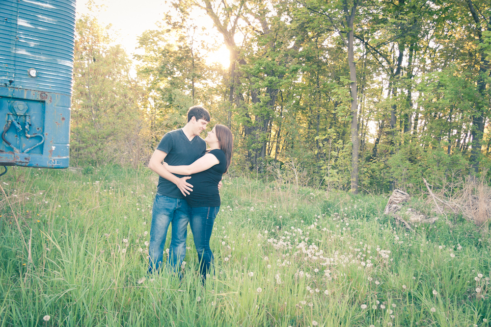 owen sound and collingwood maternity photography