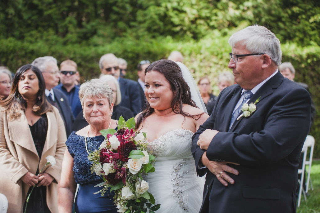 owen sound wedding ceremony